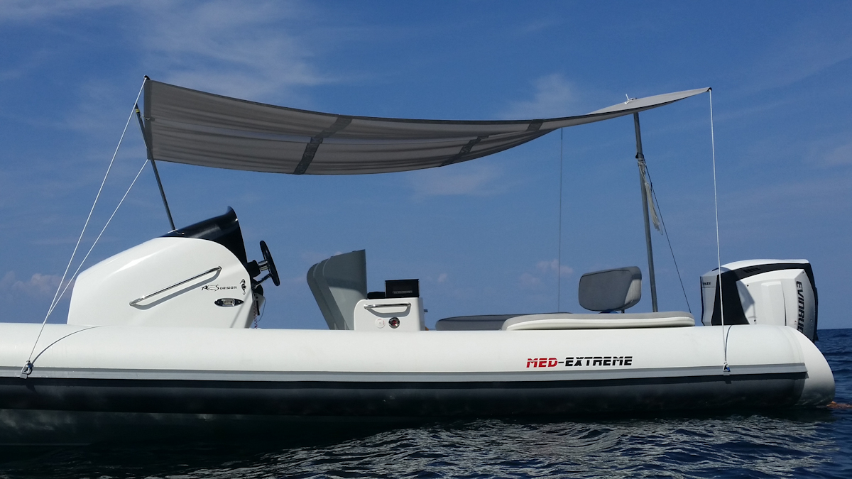 gommone med extreme